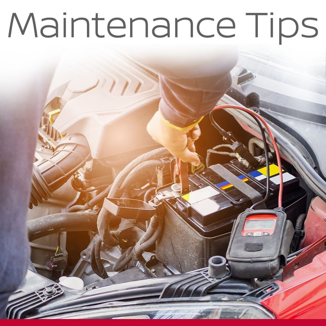 MaintenanceMonday Battery fluid evaporates in excessive