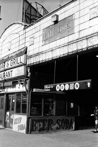 Ci4 New York City Coney Island Vintage New York