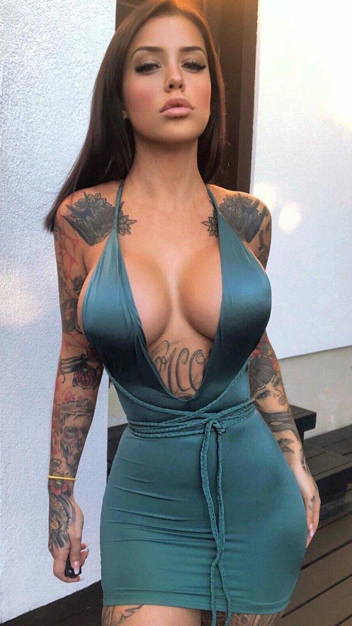 Sexymodel - Inkedmodel - Tattooedgirl - Sexyink - Tattoos -6013