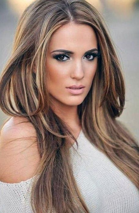 60 Best Brown Hair With Highlights Ideas Hair Hair Hair