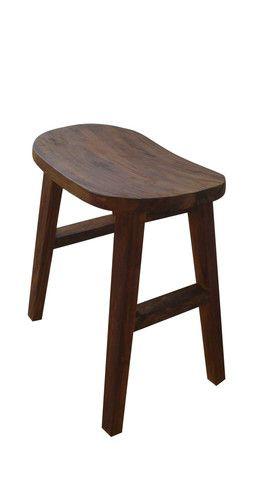 Oval Small Teak Stool Small Wooden Stool Wooden Stools Stool