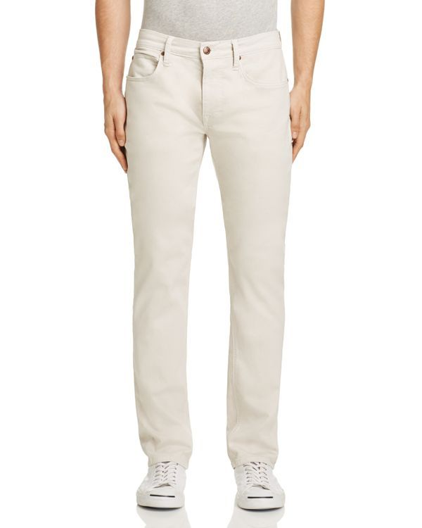 Joe's Jeans Brixton Kinetic Collection Straight Fit Twill Jeans in Grey Skies - 100% Bloomingdale's Exclusive