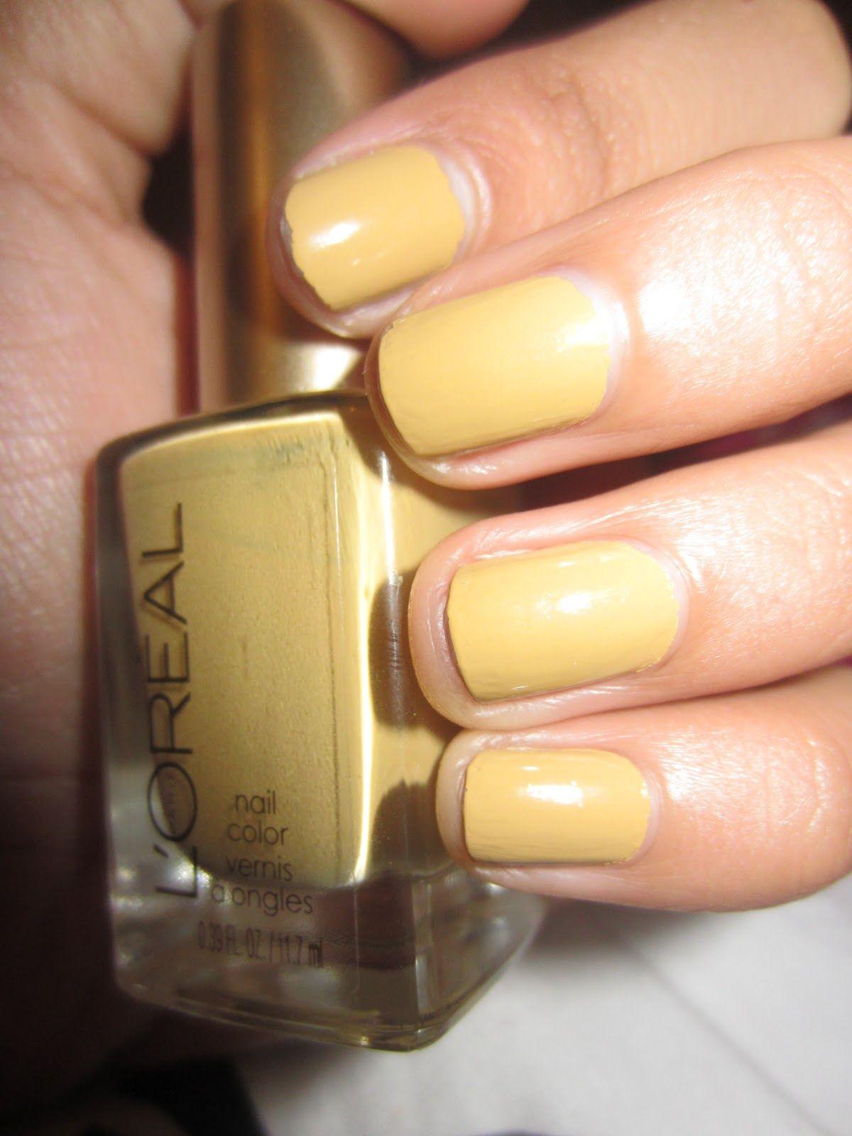 L\'OREAL Nail Color # 112 - \