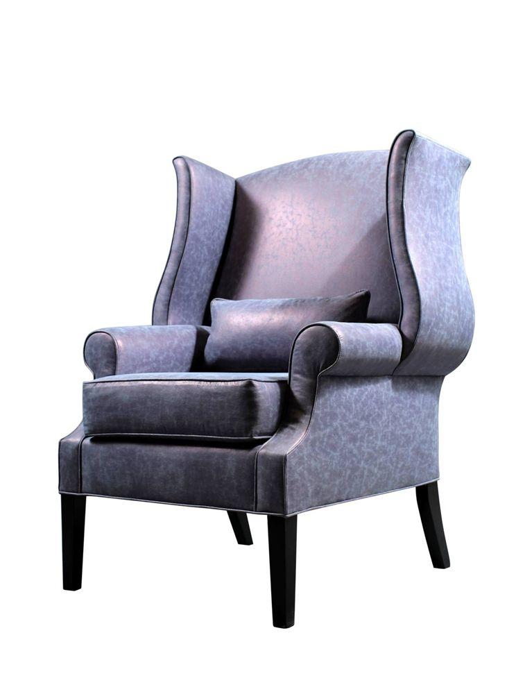 Italian Plum Chair