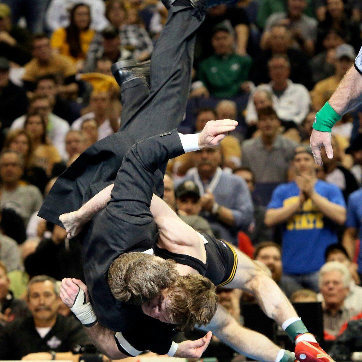 Iowa Wrestling Iowa Hawkeye Wrestling Sports Quotes Sport Quotes