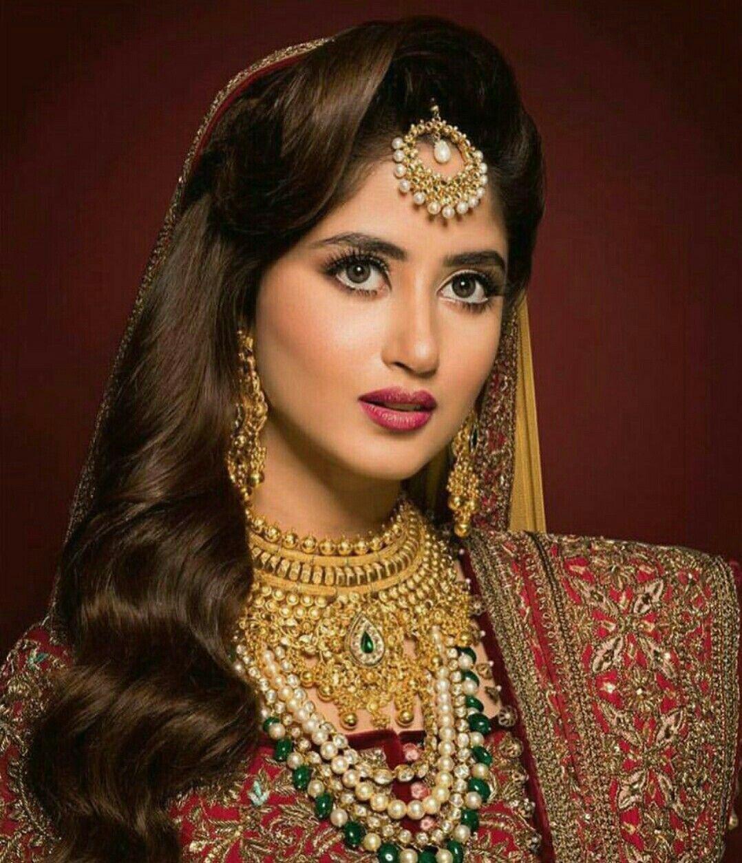 Sajal ali   Pakistani fashion   Pinterest   Pakistanisch und Brautkleid