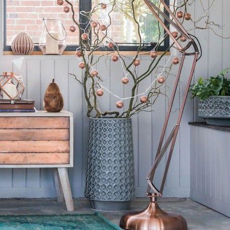 Blue Umbrella Vase Home Decoration Graham And Green New Flat