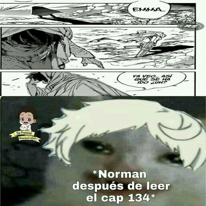 ¡Memes De The Promised Neverland!