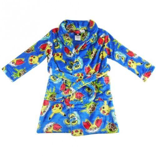 Pokemon Pokemon Dressing Gown. Check it out!   Boys Clothes   Pinterest
