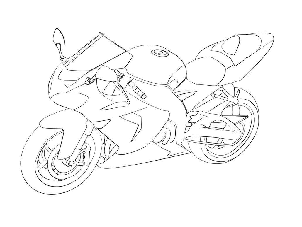 Kawasaki Ninja Pictures And Tattoos Ninja Line Art Ninja Motorcycle Motorcycle Drawing Turtle Coloring Pages