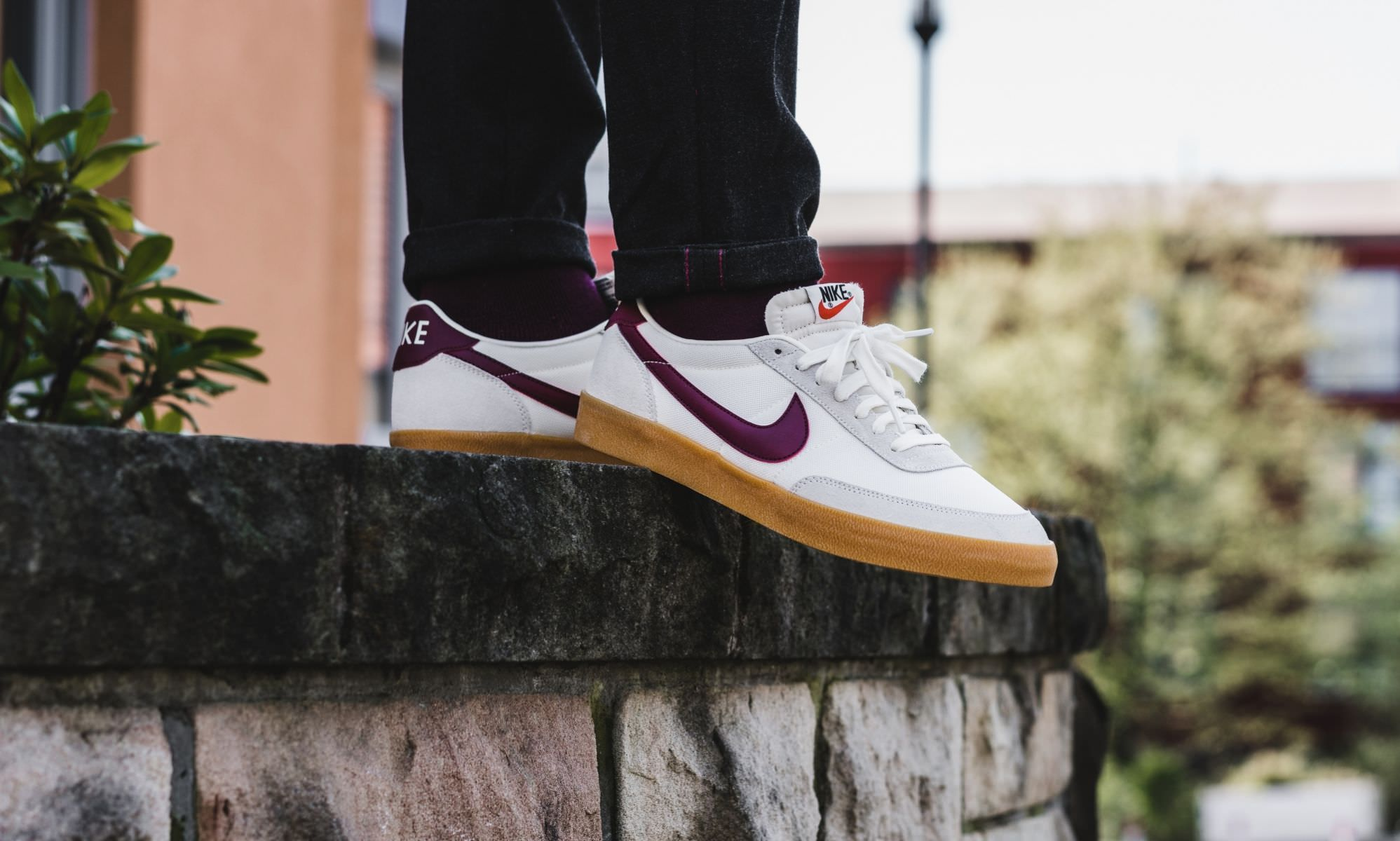 Derechos de autor este plan  Nike Killshot 2 'Sail/Team Red' via malefashionadvice on April 22 2018 at  04:55AM | Nike killshot, Nike, Large men fashion