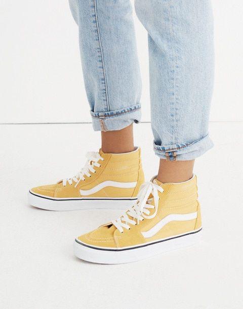 Vans® Unisex SK8-Hi High-Top Sneakers