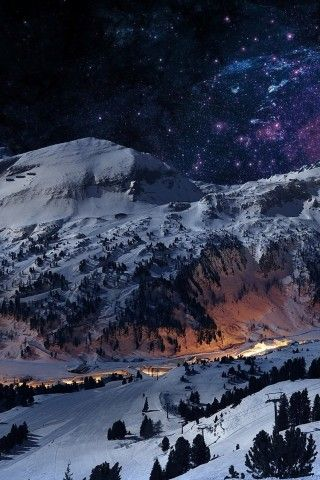 Free Snow Night Wallpaper Nature Iphone Wallpaper Winter Winter Wallpaper Snow Wallpaper Iphone