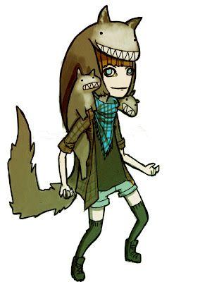 wolf armour, RAWR
