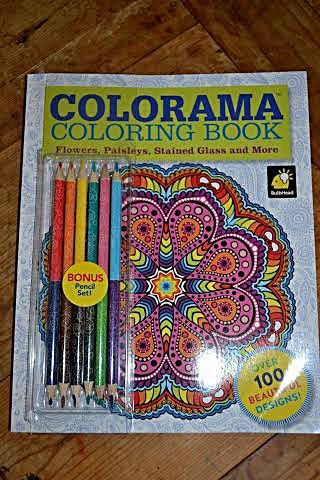 Colorama Coloring Book For Adults Giveaway 10 5 Moms Own Words Coloring Books Cat Coloring Book Words Coloring Book