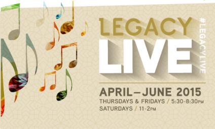 Legacy Live Music Series