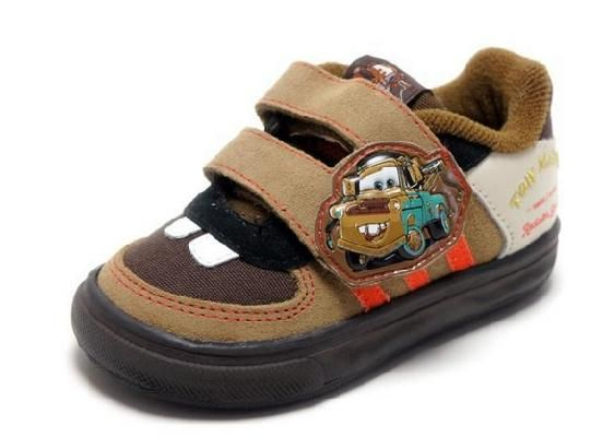 new styles bfc01 ea297 Adidas Disney Mater Cars 2 - tow mater brown