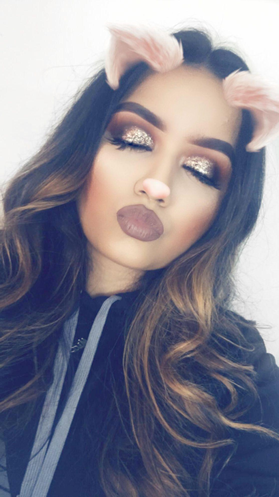 Eye Makeup Allergy at Glitter Eyeshadow Kaise Banaye some