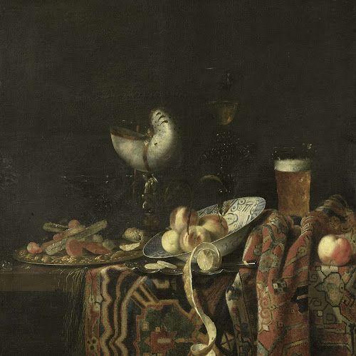Stilleven Georg Hainz 1666 1700 Rijksmuseum Kunst Ideeen Stilleven Kunst