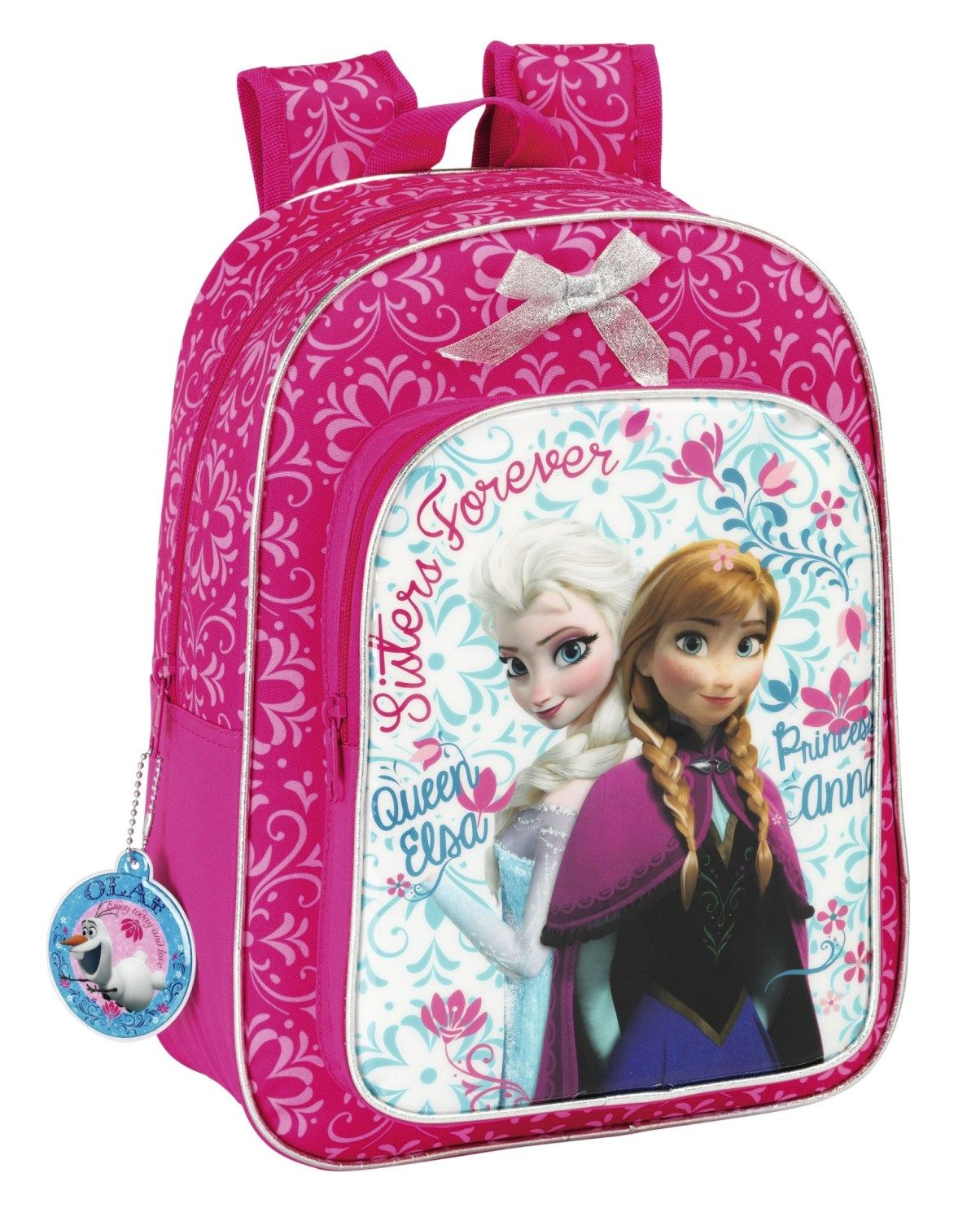 fbcf7a490b8 Frozen Medium Size Backpack. Sisters Forever Collection. Very pretty  backpack