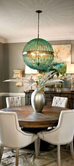 LGB Interiors Transitional Dining Room | Dining Room Design Ideas ...
