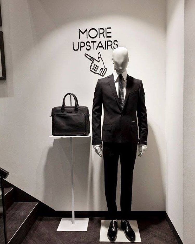 karl lagerfeld hamburg germany more upstairs mannequins by hans boodt pinned by ton van. Black Bedroom Furniture Sets. Home Design Ideas