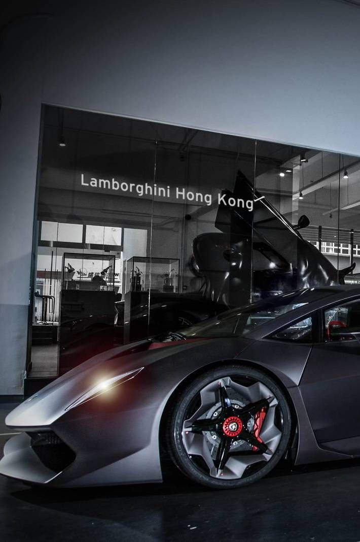 1 Of 20 Lamborghini Sesto Elemento Delivered In Hong Kong Luxury