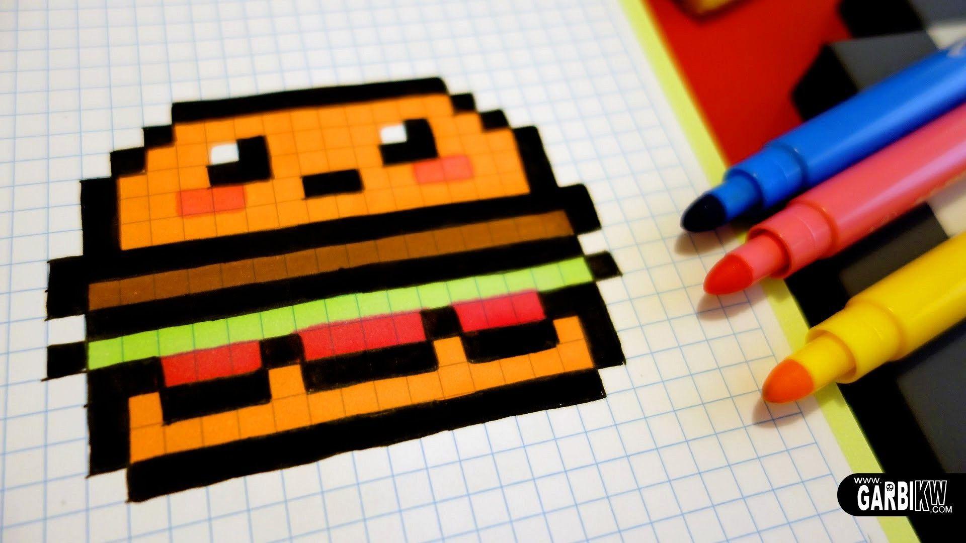 Pin Von Rebbsi Auf Pixel Art Muster Malen