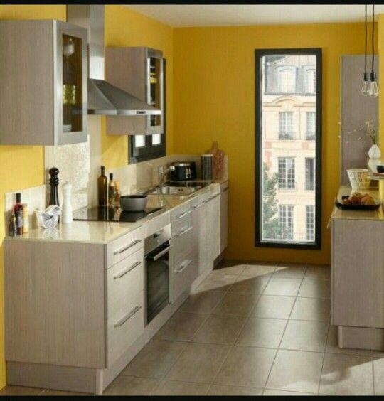 Cuisine mobilier maison Pinterest