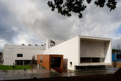 ANTÓNIO BELÉM LIMA,Biblioteca Municipal,2008,Vila Real,Portugal