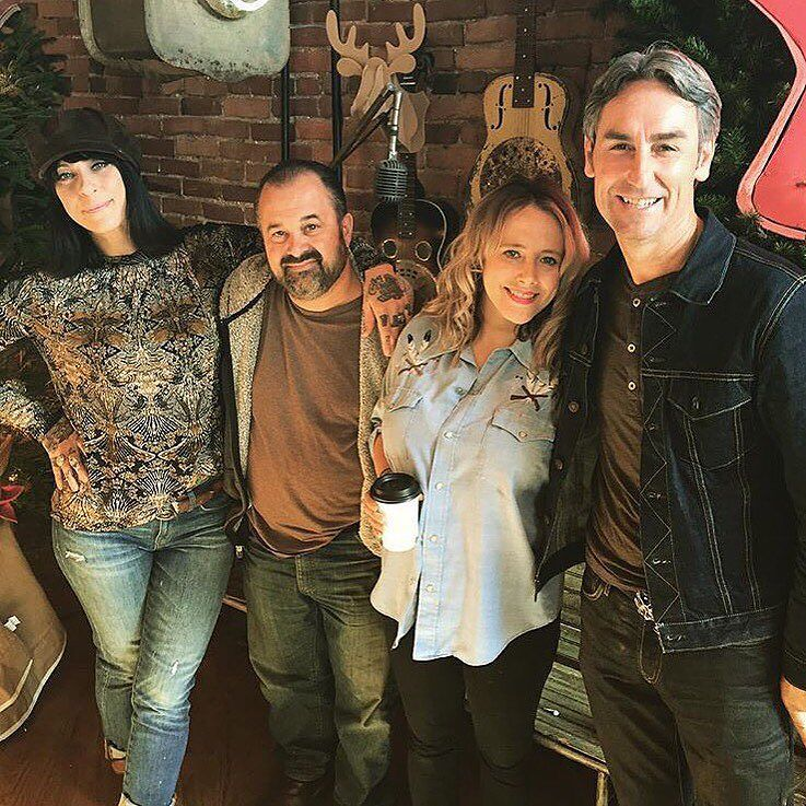 The Gang Is All In #nashville Together! They Want To