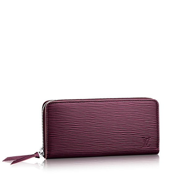 65d94b1e29a0 Clémence Wallet Epi Leather in WOMEN s SMALL LEATHER GOODS WALLETS  collections by Louis Vuitton
