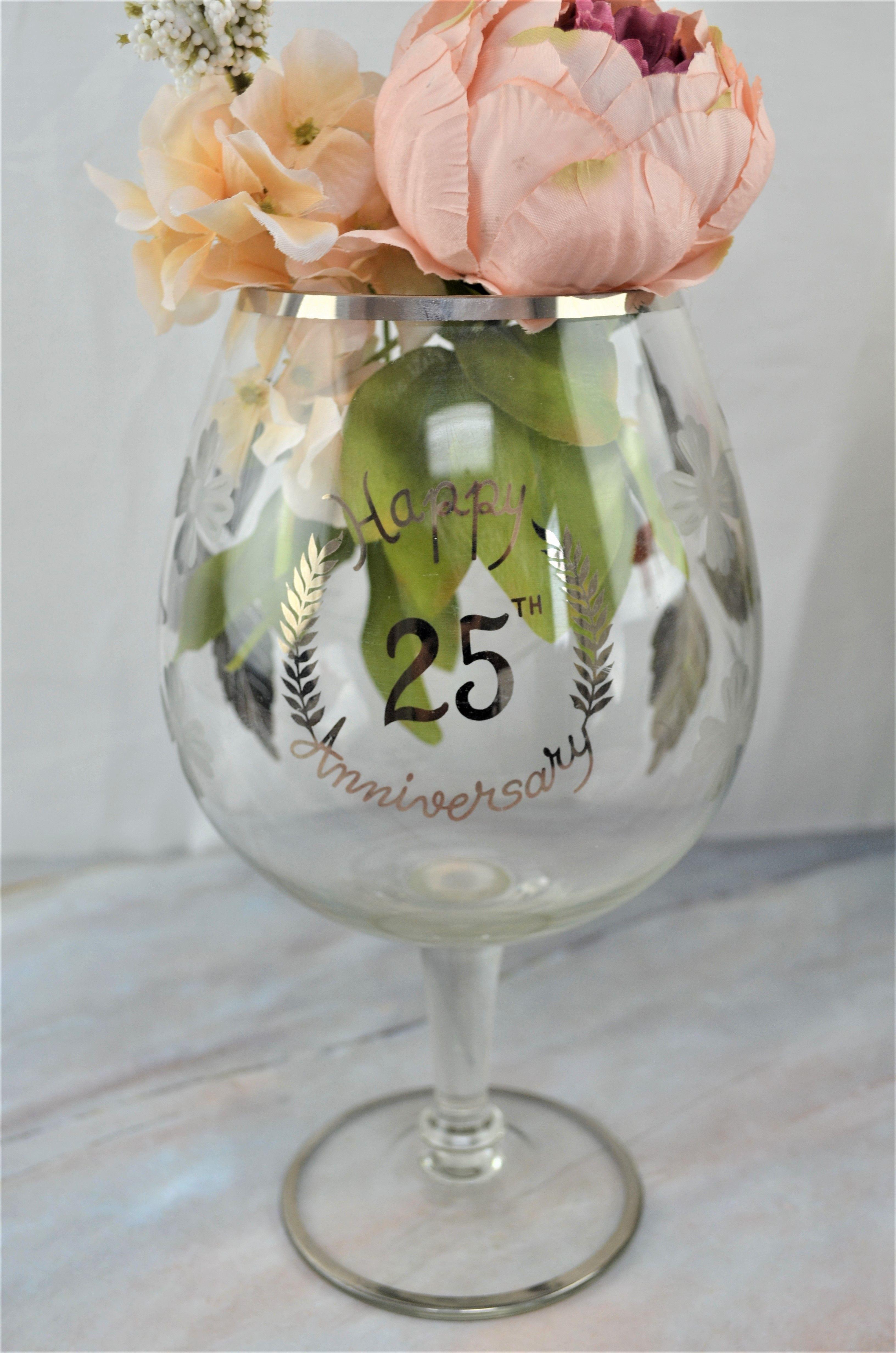 25th anniversarygift gift Ideas wedding husband wife