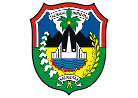 Logo Kabupaten Pacitan Vector Produk Desain