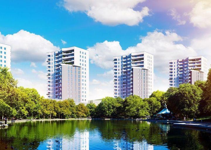 Katowice | Cztery Wieże