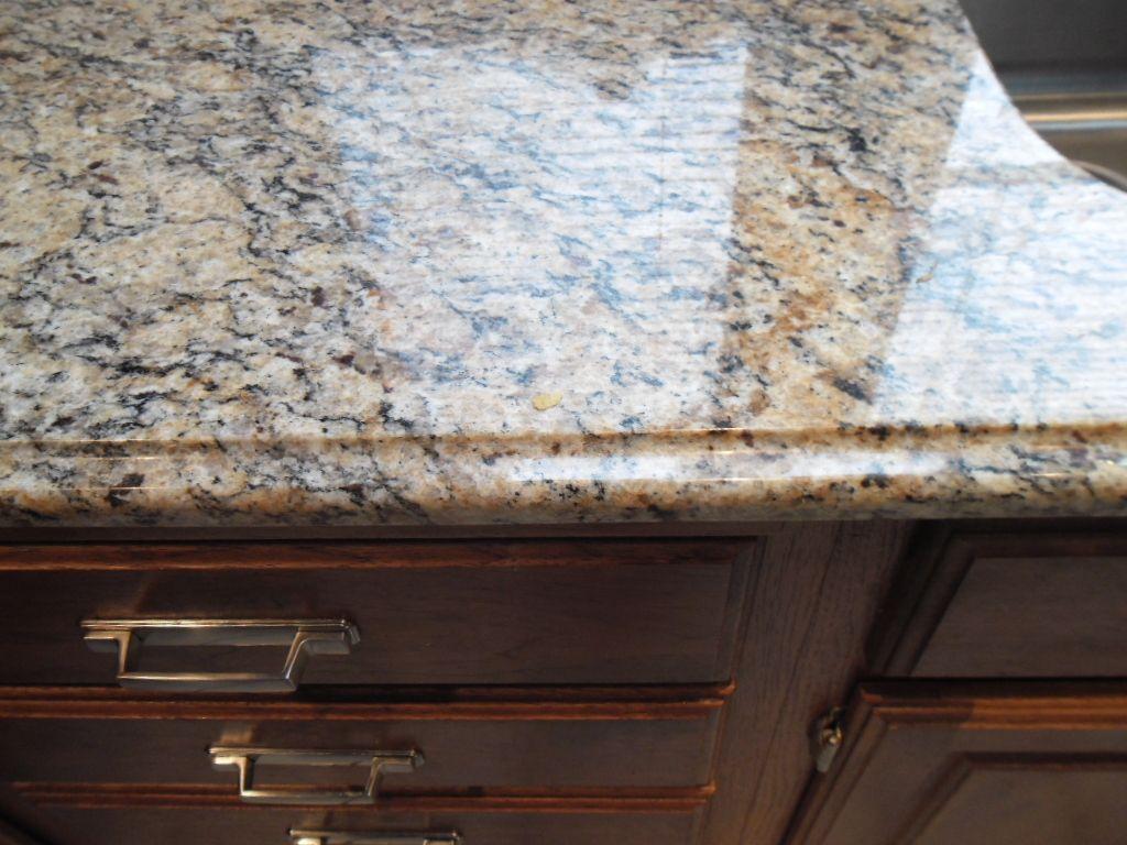 Lapidus premium product search marva marble and granite - Black Brown And Cream Speckled Granite Countertops