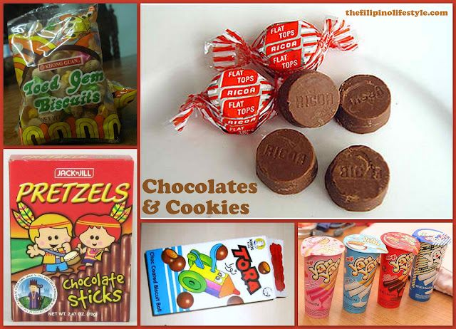Pinoy Sweet Treats From Yesteryears | The Filipino Lifestyle