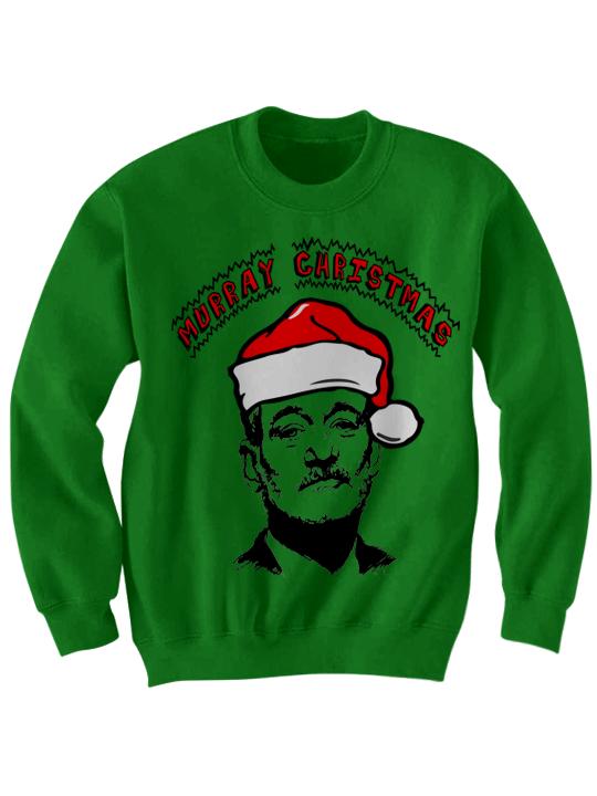 BILL MURRAY CHRISTMAS SWEATER MURRAY CHRISTMAS BILL MURRAY SHIRTS ...