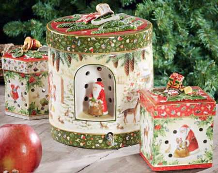 villeroy and boch christmas figurines - Google Search | Villeroy ...