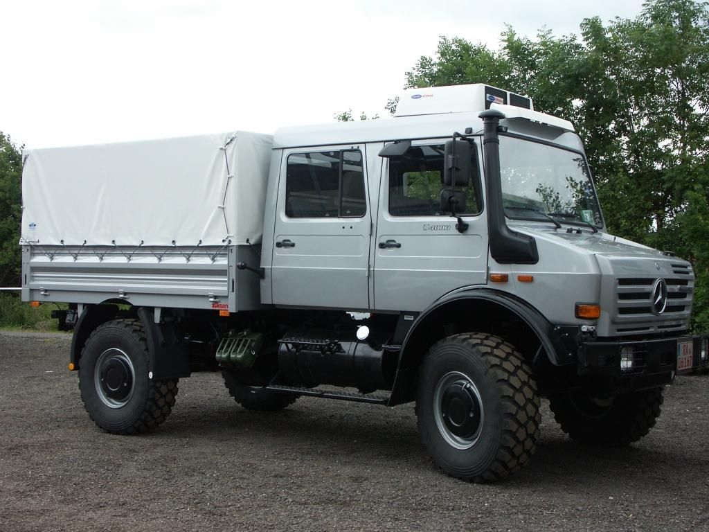 unimorg | Mercedes-Benz » Unimog U3000 / U4000 / U5000 ...