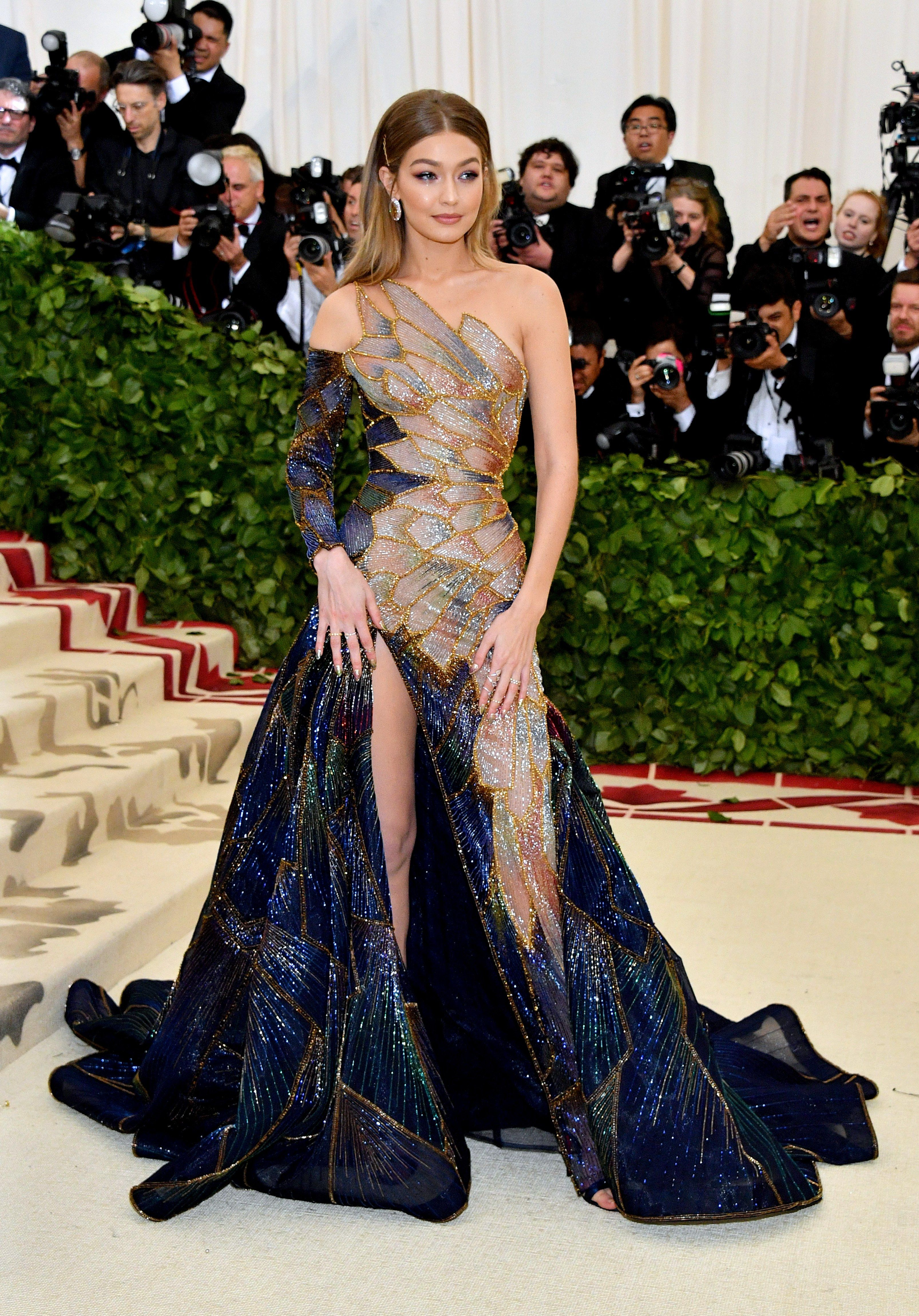 fa586d7c9 Met Gala 2018 Red Carpet  All the Celebrity Dresses and Fashion ...