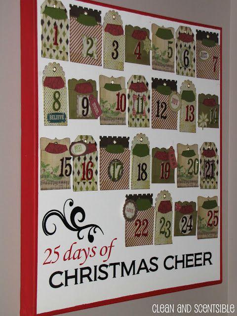 Advent Activities Happy Holidays! Pinterest Advent activities