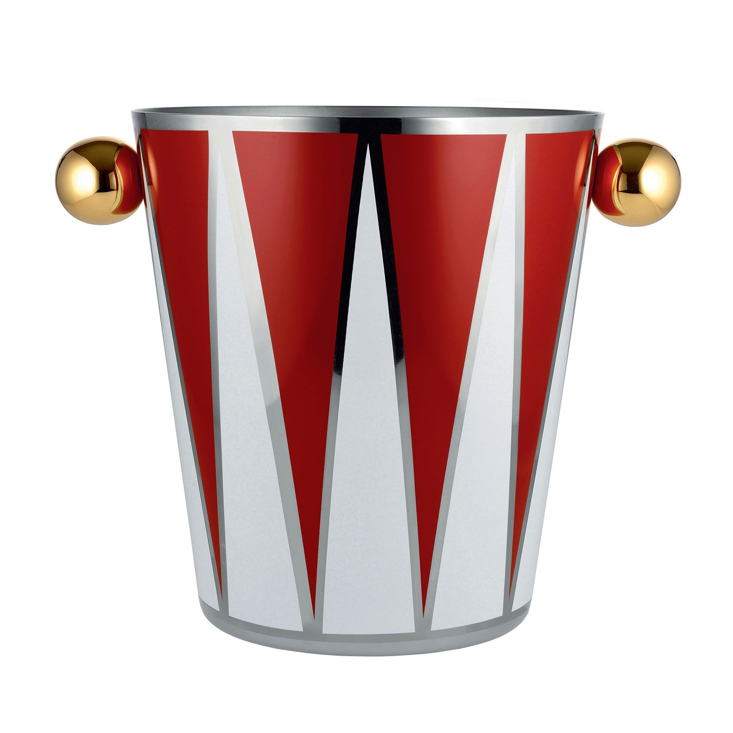 Circus Rafraichisseur A Bouteille Marcel Wanders Alessi Royaldesign Fr Alessi Ice Bucket Wine Cooler