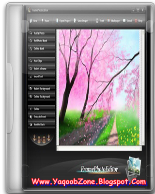 Frame Photo Editor 5 Full Version Free Download | Free Softwares ...
