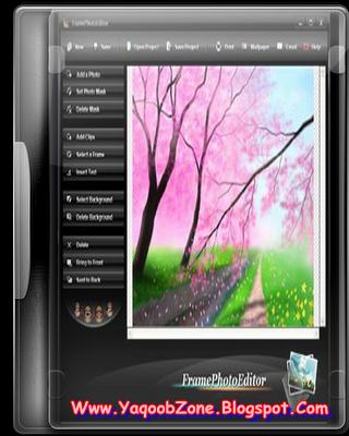 Frame Photo Editor 5 Full Version Free Download Free Softwares Games Photo Frame Editor Photo Frame Photo Editor