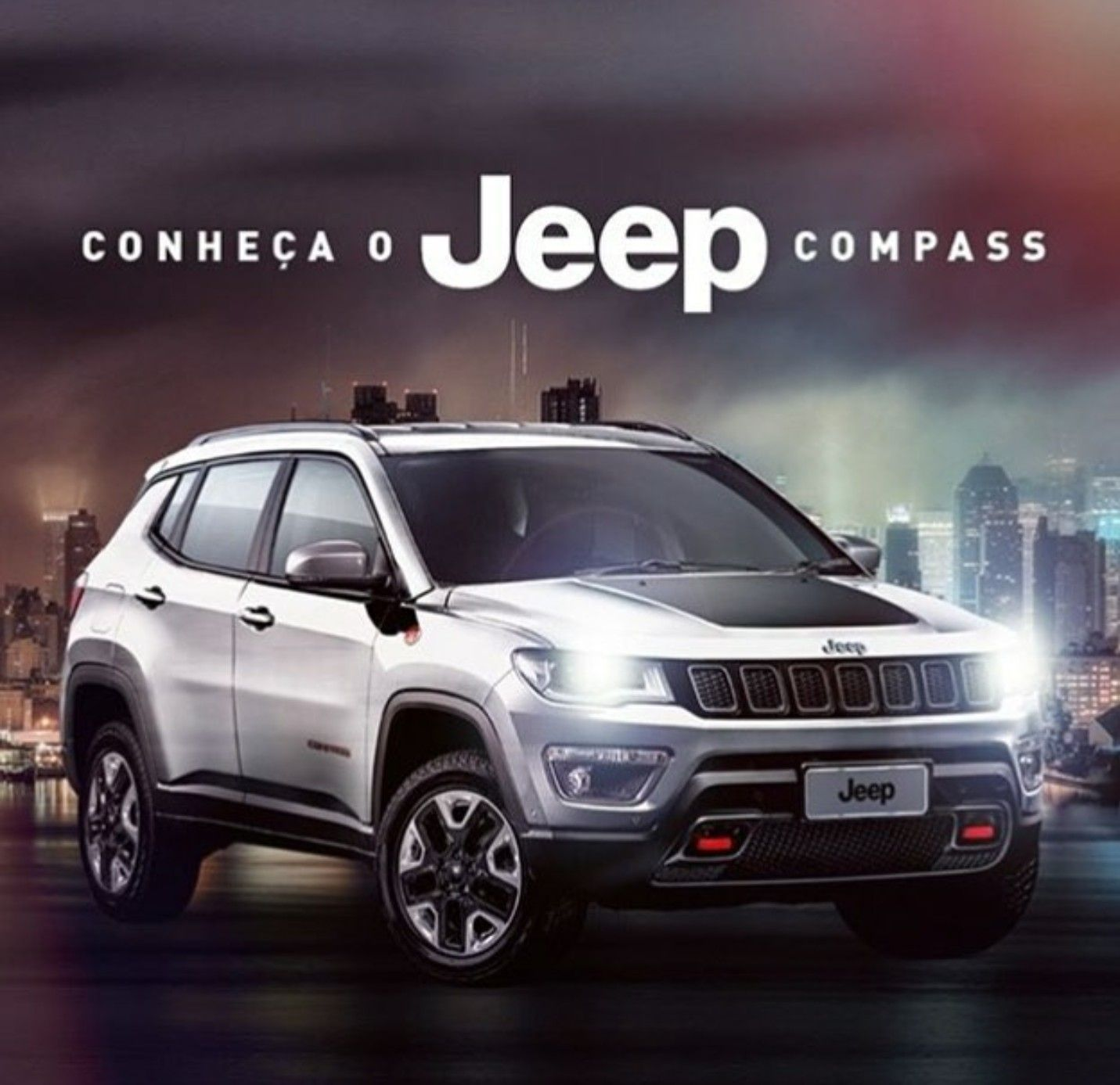 New Jeep Compass 2018 Jeep Compass Jeep Cars Jeep Renegade