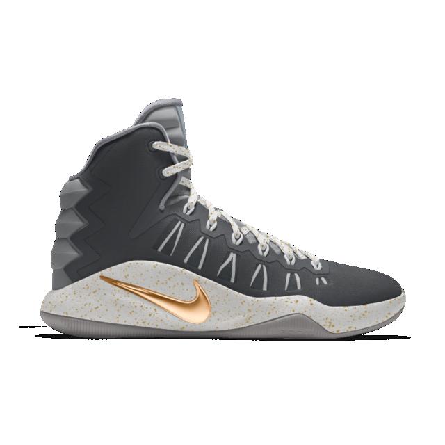 Nike Hyperdunk 2016 iD Men\u0027s Basketball Shoe