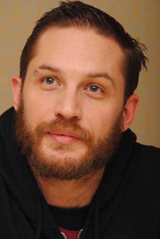This Means War Los Angeles Press Conference - Tom Hardy