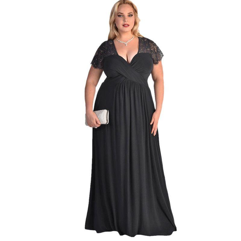 فستان سهره أنيق مقاس كبير شحن مجاني وسعر مناسب تشكلة منتوعه من ملابس نسائية مقاسات كبيره Plus Dresses Plus Size Maxi Dresses Plus Size Dresses