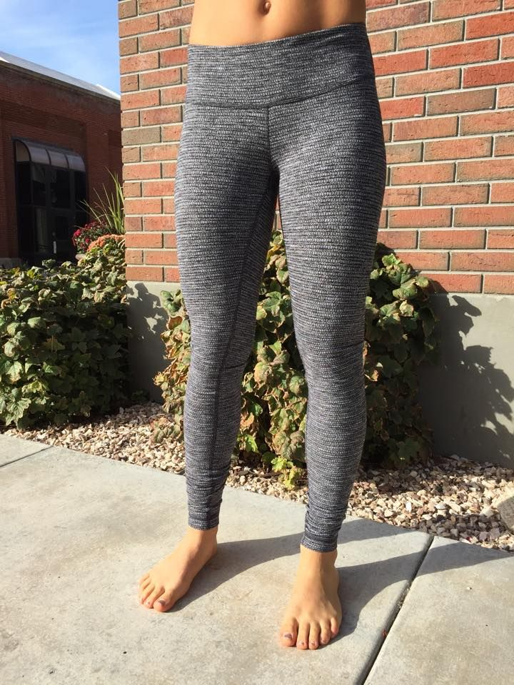 f774d210c29e5 lululemon black coco pique wunder under pant. got for Christmas from my <3
